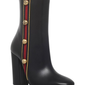 GUCCI Carly ankle boots http://www.selfridges.com/GB/en/cat/gucci-carly-leather-heeled-ankle-boots_783-10004-8215109109/?previewAttribute=Blk%2Fother