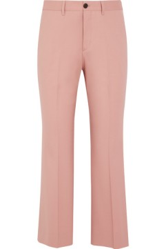 Miu Miu Cropped flared pants https://www.net-a-porter.com/gb/en/product/740880/Miu_Miu/cropped-stretch-wool-twill-flared-pants