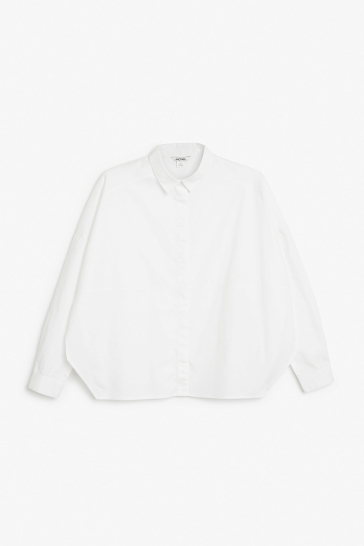 Monki cotton blouse http://www.monki.com/gb/Shirts_blouses/Hidden_button_cotton_blouse/65001-16376001.1#c-49929