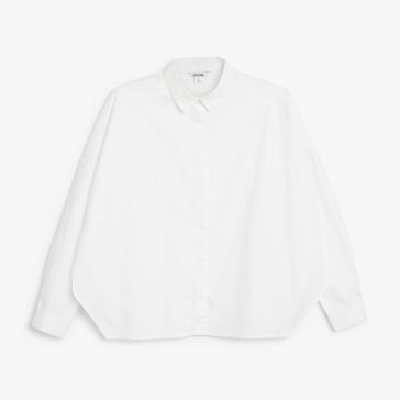 Monki cotton blouse http://www.monki.com/gb/Shirts_blouses/Hidden_button_cotton_blouse/65001-16376001.1#c-49929