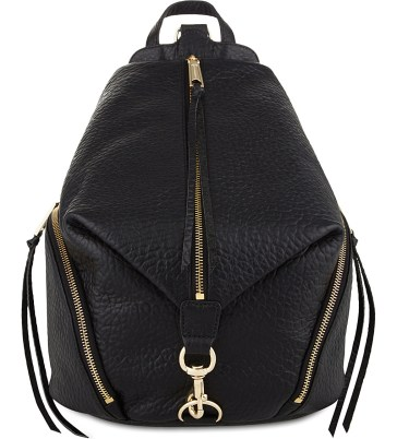 Rebecca Minkoff Julian backpack http://www.selfridges.com/GB/en/cat/rebecca-minkoff-julian-leather-backpack_133-3003039-HS16IBLB01/?previewAttribute=Black