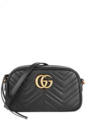 GUCCI Marmont bag http://www.harveynichols.com/brand/gucci/185920-gg-marmont-small-leather-cross-body-bag/p2829154/