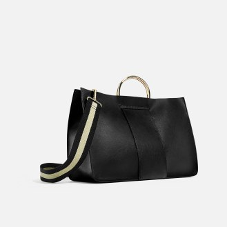 ZARA tote http://www.zara.com/uk/en/woman/bags/view-all/tote-with-metallic-handles-c734144p4080670.html