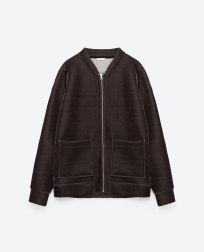 ZARA velvet bomber http://www.zara.com/uk/en/sale/woman/outerwear/view-all/velvet-bomber-jacket-c731502p3999503.html